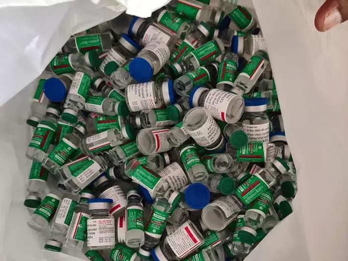 covid vaccine theft