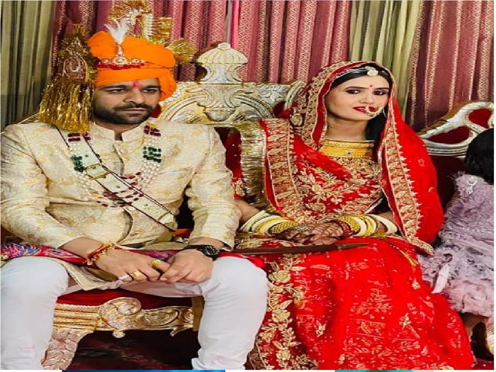 कनाड़ा से शादी रचाने आए दीपेंद्र ने शगुन में लिया एक रूपए और नारियल , कहा- समाज में बदलाव जरूरी