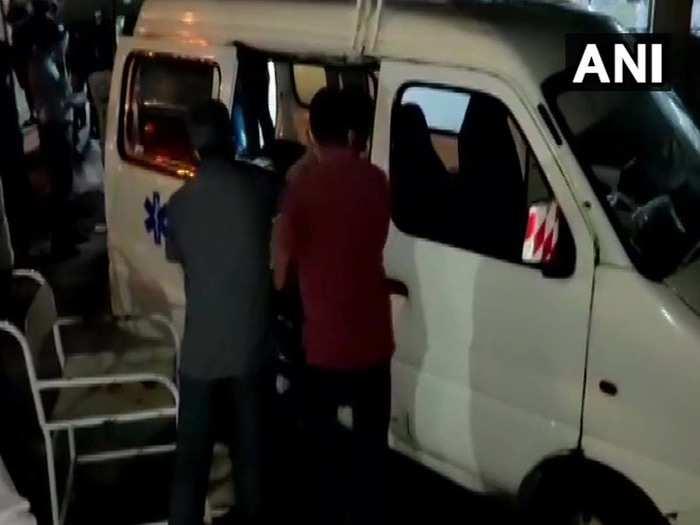 fire tragedy in icu ward of covid hospital in virar mumbai 12 died