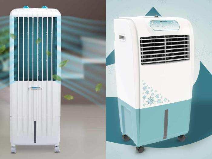 मात्र 100 वॉट तक की बिजली की खपत, जबरदस्त ठंडक देंगे ये Air Cooler
