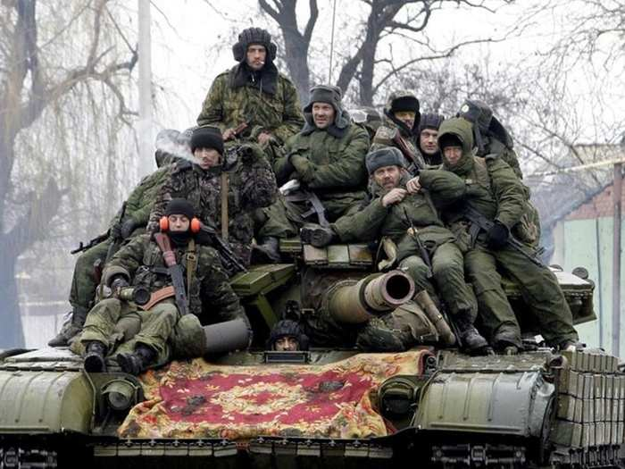 Russian Army 111