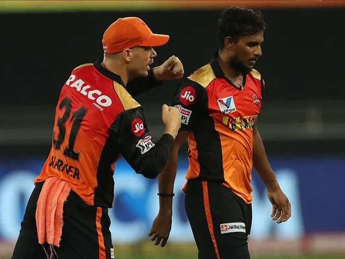 T Natarajan Ruled Out From IPL: सनराइजर्स हैदराबाद को बड़ा झटका, यॉर्कर किंग टी. नटराजन टूर्नामेंट से हुए बाहर
