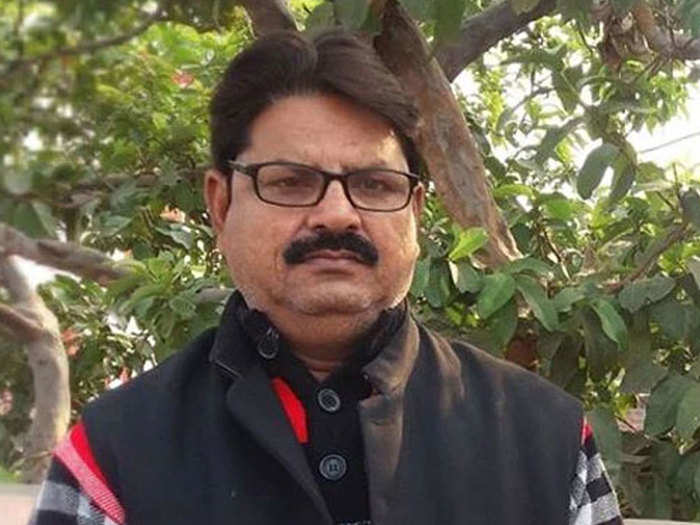 बीजेपी विधायक रमेश चंद्र दिवाकर
