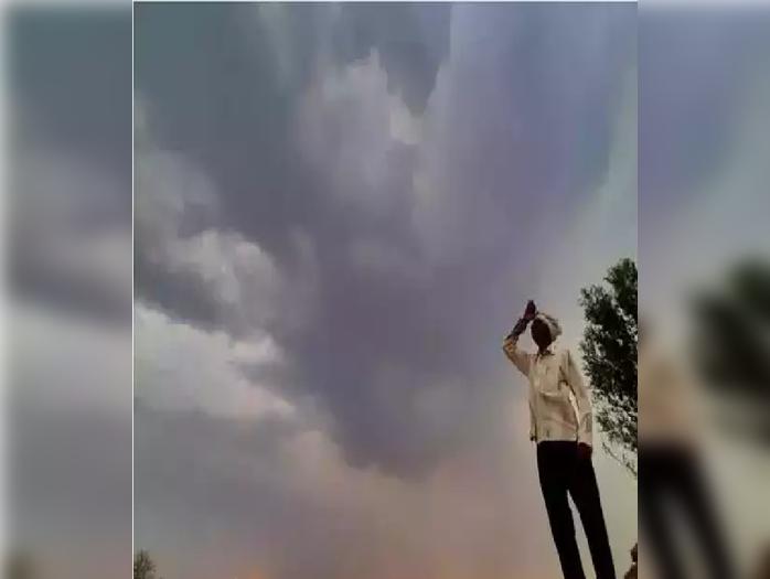 Rajasthan weather update : इस हफ्ते रहेगा मौसम शुष्क, पांच दिन बाद फिर चलेगा अंधड़-बारिश का दौर