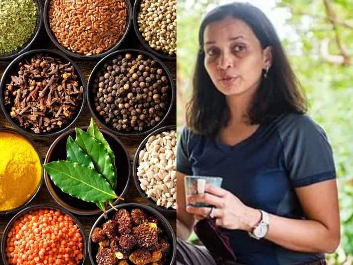 alia bhatt nutritionist rujuta diwekar said that be careful while using spices because its excessive use can be harmful
