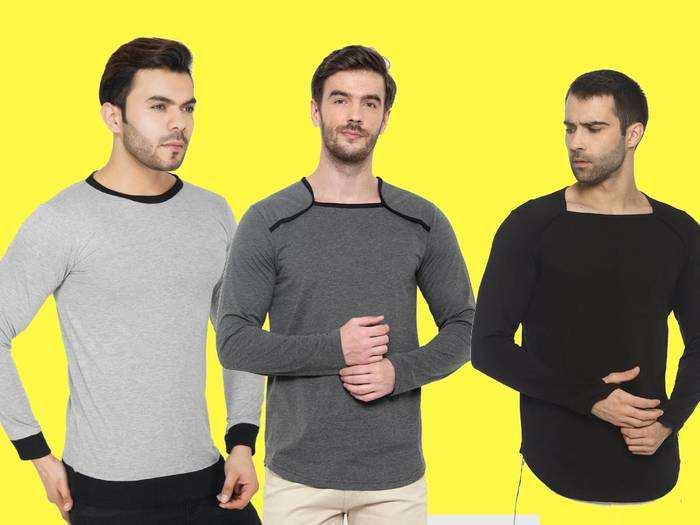 T-Shirt: गर्मियों में भी कूल दिखने के लिए खरीदें ये स्टाइलिश T-Shirts, कीमत सिर्फ ₹227 से शुरु