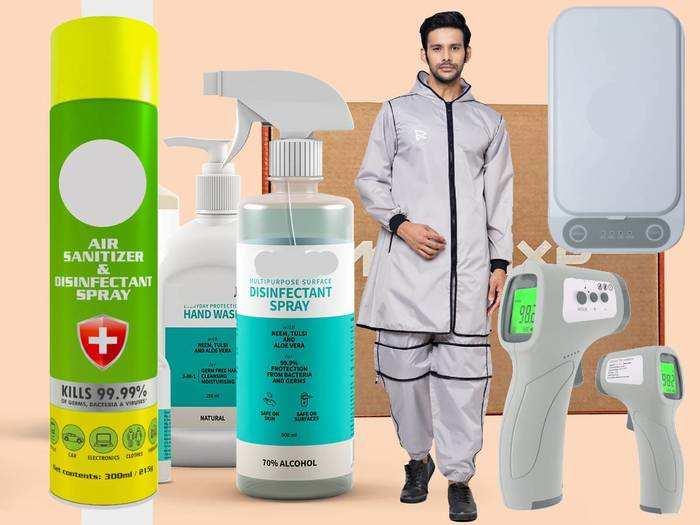 इन Safety Essentials के मदद से आप खुद को रख सकते हैं Covid संक्रमण से दूर