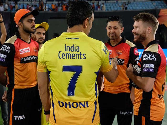 CSK vs SRH Preview: हैदराबाद को चेन्नई की चुनौती, धोनी के धुरंधरों से कैसे निपटेंगे सनराइजर्स?