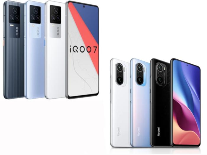 iQOO 7 vs Xiaomi Mi 11X