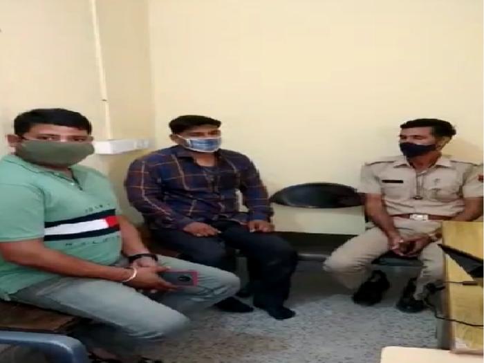 Ajmer news : मकान का पट्टा जारी करने की एवज में मांगी थी 8 हजार की घूस, ग्राम सेवक गिरफ्तार