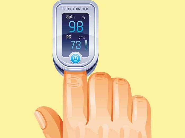 Hello!  Are you ready to know the oxygen level of your body in six minutes?