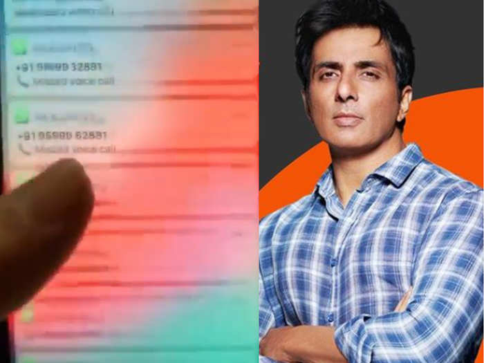 Sonu sood shared a video number of requests he get every minute