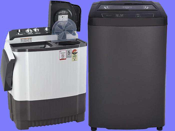 Washing Machine : Godrej से लेकर LG तक के Fully Automatic Washing Machines पर 31% तक का डिस्काउंट