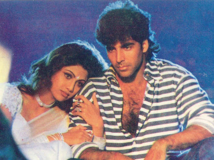 akshay kumar used me and dropped when shilpa shetty blamed actor for two timing