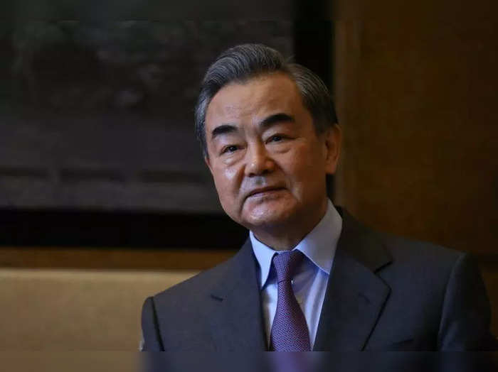 Chinas State Councilor Wang Yi meets with Russias Foreign Minister Sergei Lavrov in Guilin