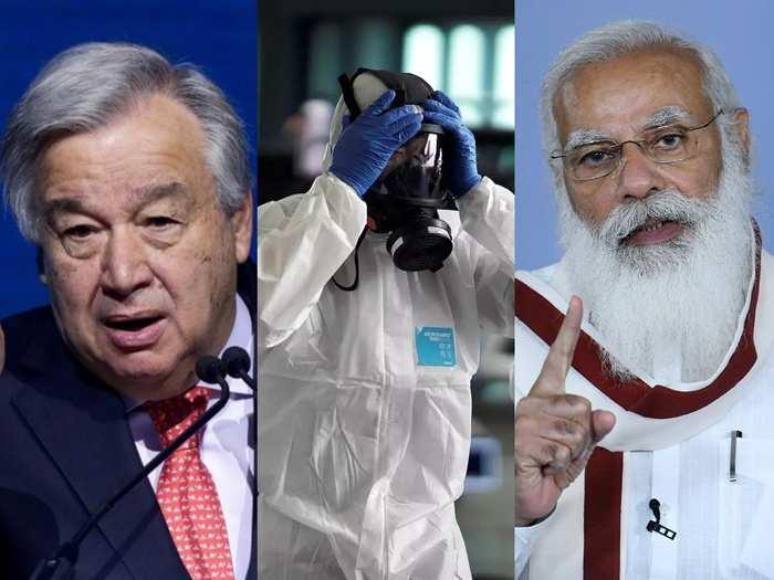 Modi UN Help