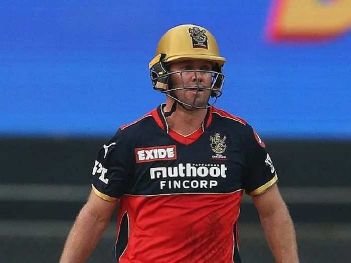 Ab de Villiers vs csk IPL 2021