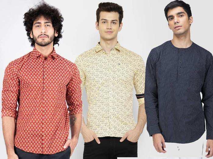 Shirt: फंक्शन कोई भी हो परफेक्ट है यह Cotton shirt, खरीदें 45%तक के डिस्काउंट पर