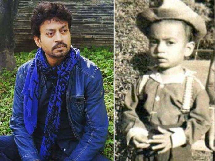 irrfan first death anniversary here are rare photos and interesting facts of actor