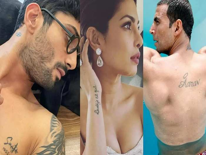 prateik babbar gets mother smita patil name tattooed precautions before and after getting a tattoo in marathi