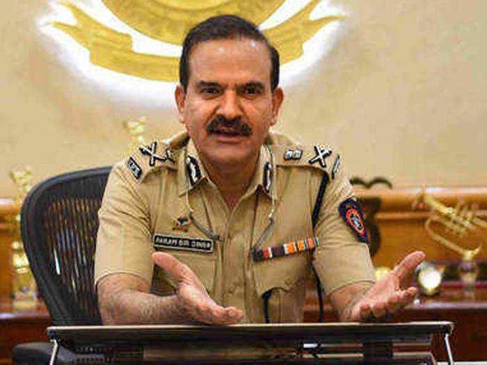 Parambir singh मुंबईचे तत्कालीन पोलीस आयुक्त परमबीर सिंह यांच्यावर अकोल्यात गुन्हा