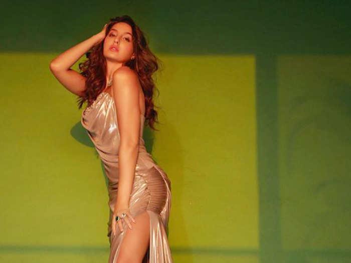 Nora Fatehi Top Dance Videos: WATCH These Nora Fatehi Top 12 Dance Videos  On This International Dance Day - नोरा फतेही के 12 डांस वीडियो, जिन्हें देख  उड़ जाएंगे आपके भी होश - Navbharat Times