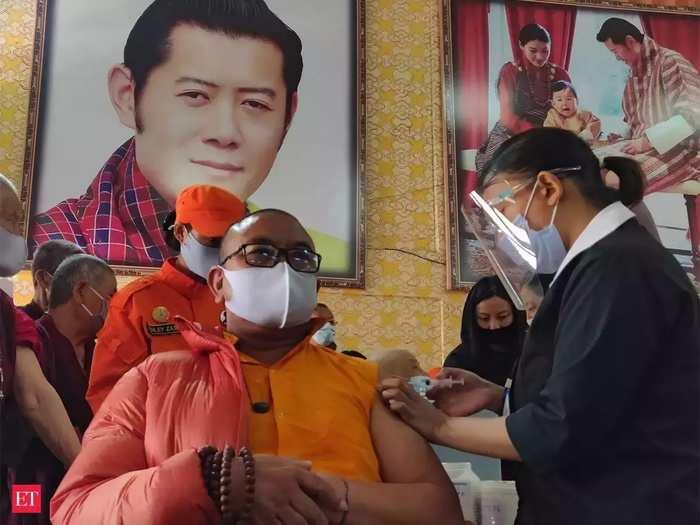 Bhutan Vaccination 011
