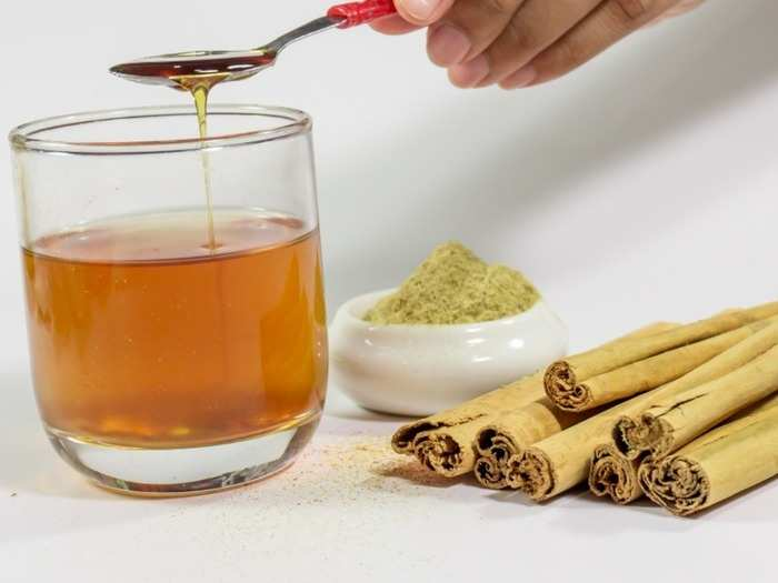 immunity diet how to make honey cinnamon tea to fight cold and flu
