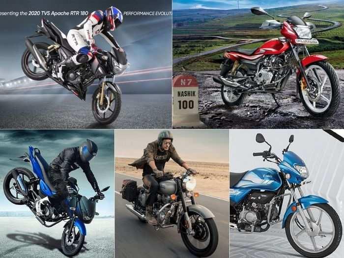 top 10 best selling motorcycles