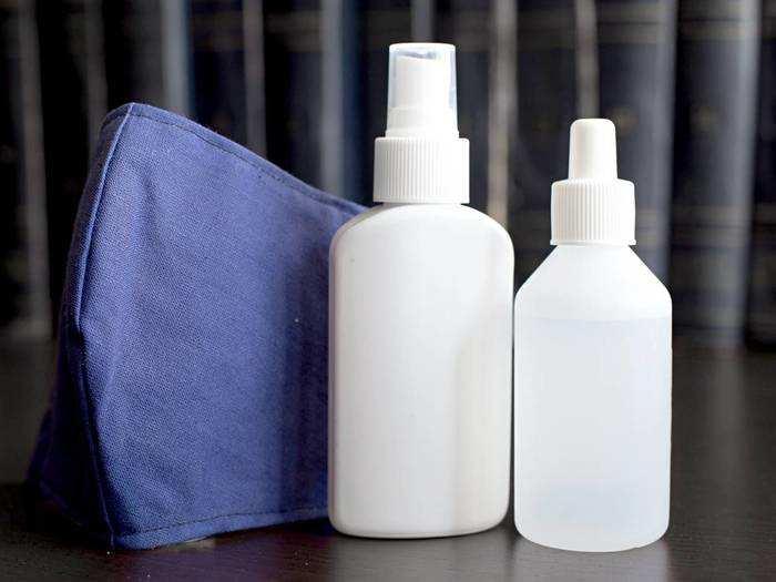 Online Hand Sanitizer : कोरोना इंफेक्शन से बचाव के लिए ऑर्डर करें अल्कोहल बेस्ड Hand Sanitizer