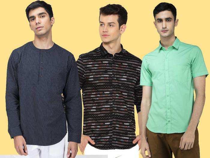 Shirt: समर में भी कूल और स्टाइलिश दिखने के लिए खरीदें ये Cotton Shirts
