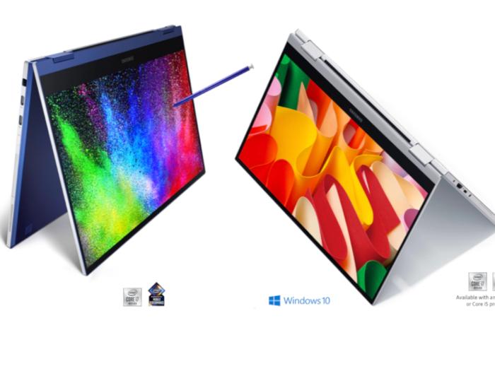 Samsung Galaxy Book Flex 2 Alpha Laptop