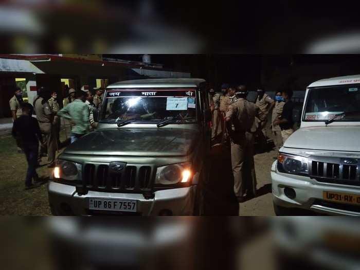 UP Panchayat Chunav: शाहजहांपुर में वोटिंग के दौरान हुए बवाल में 10 नामजद और 25 अज्ञात पर मुकदमा दर्ज