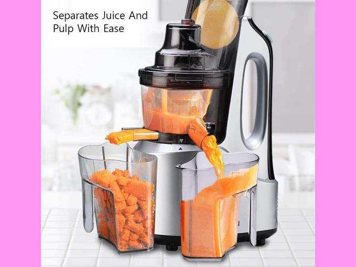 घर पर ही बनाएं सेहतमंद और ताजा फलों का जूस, 50% डिस्काउंट पर ऑर्डर करें ये Juicers