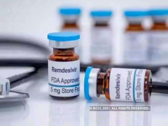 रायगडमध्ये ९० करोना रुग्णांवर रेमडेसिवीरचे साइडइफेक्ट