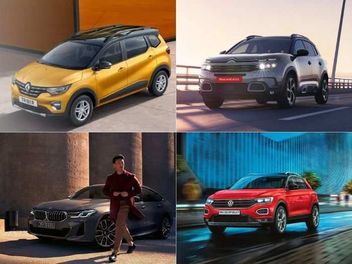 2021 renault triber to 2021 volkswagen t-roc to citroen c5 aircross to 2021 bmw 6 series gt here are four latest car launched in april 2021