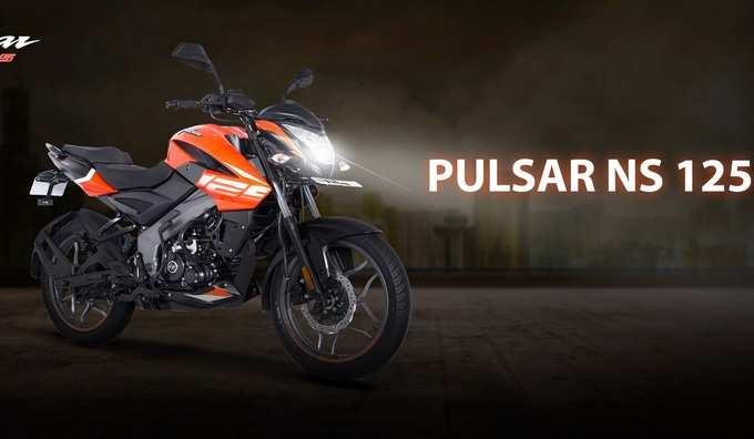 Bajaj Pulsar NS125