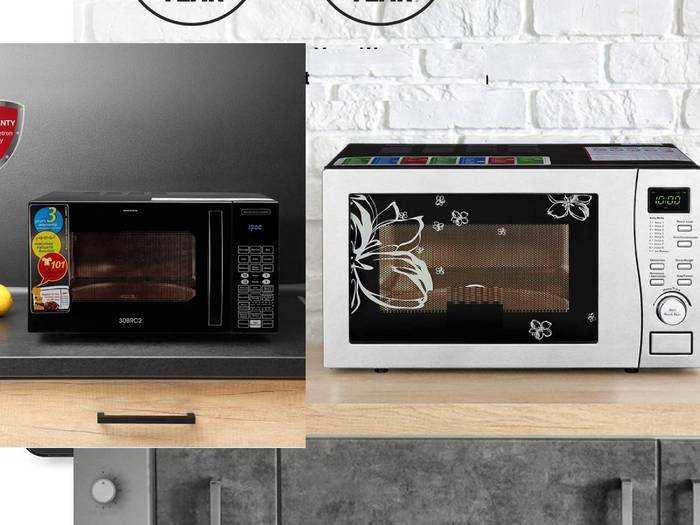 मॉडर्न कुकिंग के लिए बेस्ट है ये Microwave Ovens, मात्र 7,290 रुपए में आज ही खरीदें Amazon से