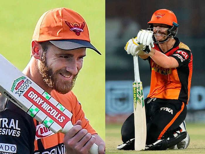 SRH Remove Warner From Captaincy: हार से परेशान डेविड वॉर्नर से छीनी कप्तानी, केन विलियमसन ने संभाली सनाइसर्ज हैदराबाद की कमान