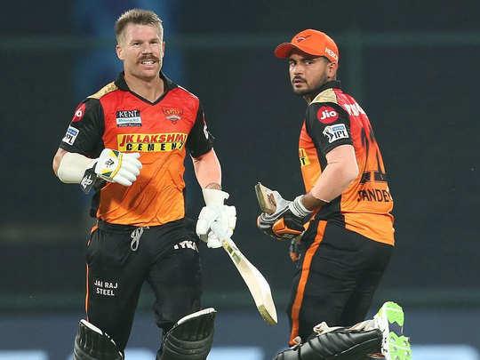 srh ने वार्नर को कप्तानी से क्यों हटाया: IPL 2021 डेविड वॉर्नर निकालें SRH कप्तानी से;  डेविड वार्नर SRH टीम से भी बाहर हो सकते हैं;  क्यों SRH कप्तान से वार्नर को हटा दें: मनीष पांडे