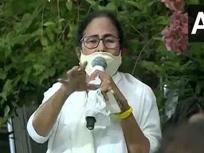 west bengal election result 2021 : तृणमूलच्या विजयानंतर ममता बॅनर्जी कार्यकर्त्यांना म्हणाल्या, शांतपणे घरी जा!