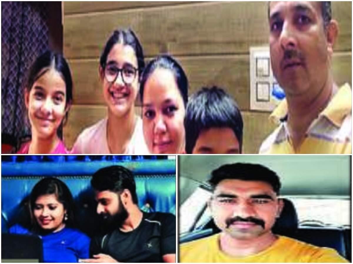 corona cases in delhi: corona cases in delhi today corona overcome by  strong will power delhi pr profession couple story : एक नहीं दो-दो बार दी  इस कपल ने कोरोना को मात,