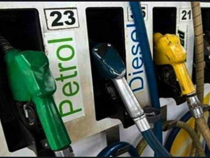 पेट्रोल दर