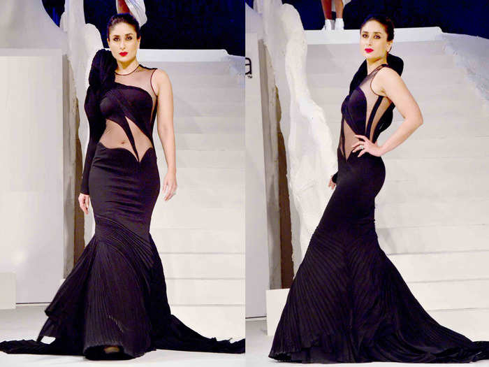 kareena kapoor trolled for her look in manish malhotra gown