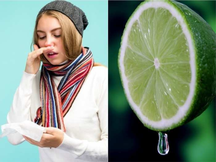 viral video claims that 2 drops of lemon can kill coronavirus and pib fact check reveals truth behind it