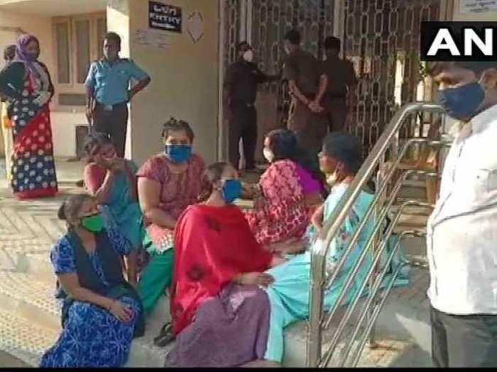 Oxygen Crisis in Karnataka,