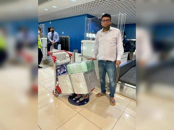 Coronavirus in Bihar : कोरोना काल में सात समंदर पार से भोजपुर मदद भेज रहे NRI, जानिए भोजपुर के बजरंगी भाईजान के बारे में