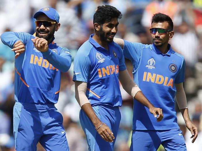 ICC Rankings: आईसीसी वनडे रैंकिंग में भारत को नुकसान, तीसरे स्थान पर खिसका, टी20 में दूसरे पर बरकरार