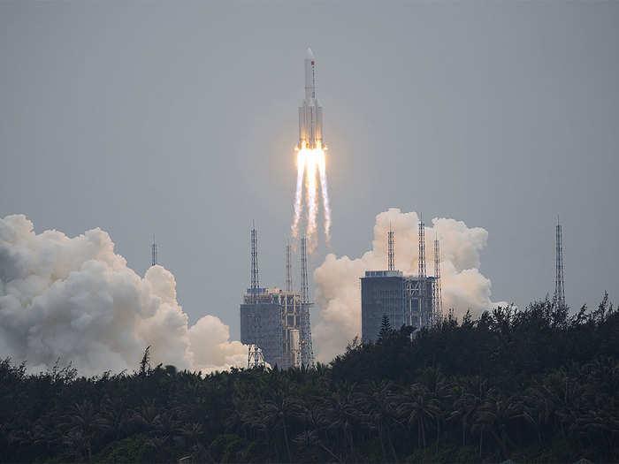 China-space---AP