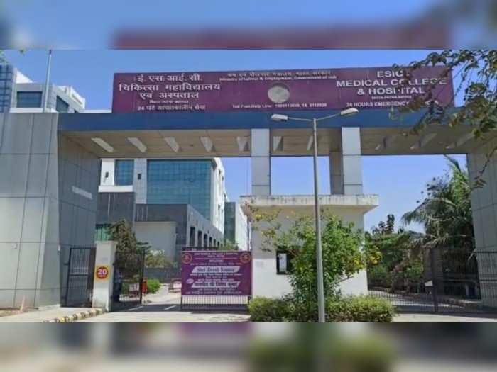 Patna Coronavirus Update : पश्चिमी पटना के ग्रामीण इलाकों को कोरोना काल में बड़ी राहत, बिहट में ESIC अस्पताल में कोविड केयर सेंटर शुरू